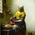 la laitière de Vemeer
